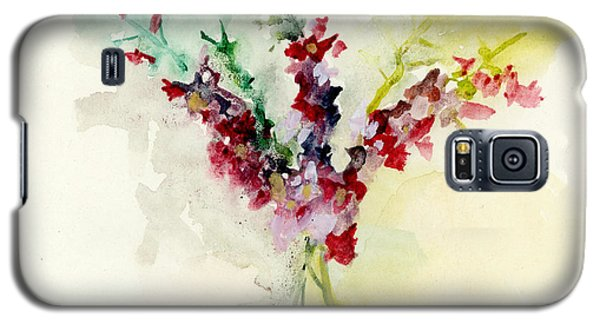 Dreamy Orchid Bouquet Galaxy S5 Case