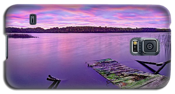 Dreamy Sunrise Galaxy S5 Case
