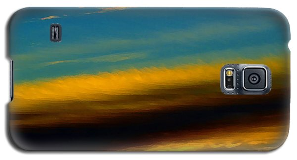 Galaxy S5 Case featuring the photograph Dreamy Sunset In Spokane by Ben Upham III