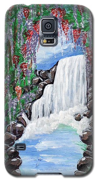 Dreamy Waterfall Galaxy S5 Case