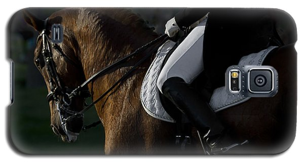 Dressage Galaxy S5 Case by Wes and Dotty Weber