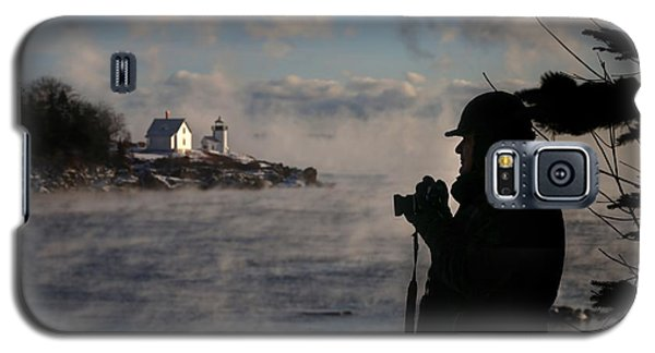 Dressed For Sea Smoke Galaxy S5 Case
