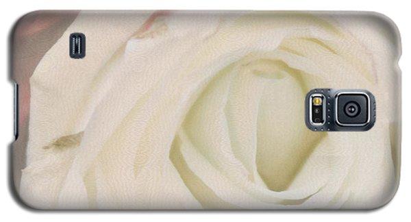 Dressed In White Satin Galaxy S5 Case