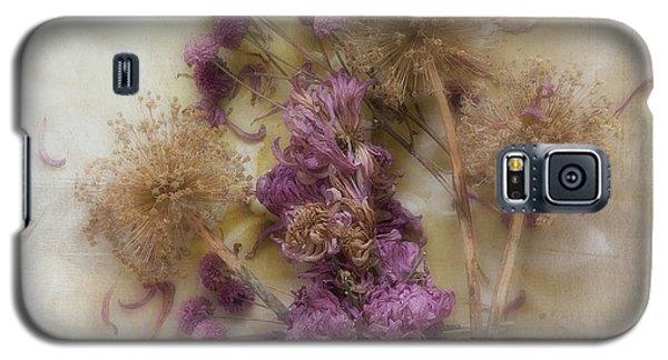 Dried Flowers Galaxy S5 Case