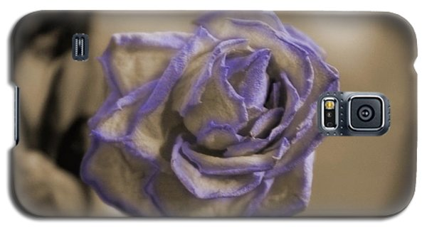 Dried Rose In Sienna And Ultra Violet Galaxy S5 Case