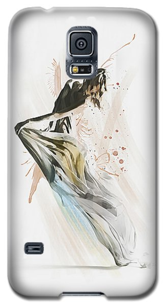 Drift Contemporary Dance Galaxy S5 Case