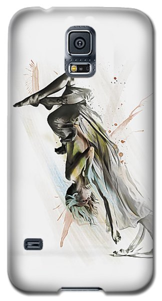 Drift Contemporary Dance Two Galaxy S5 Case