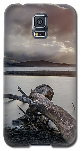 Driftwood At The End Of The World Galaxy S5 Case