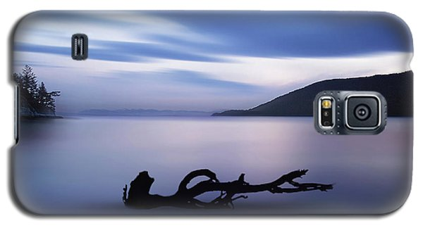 Galaxy S5 Case featuring the photograph Driftwood by Jim  Hatch