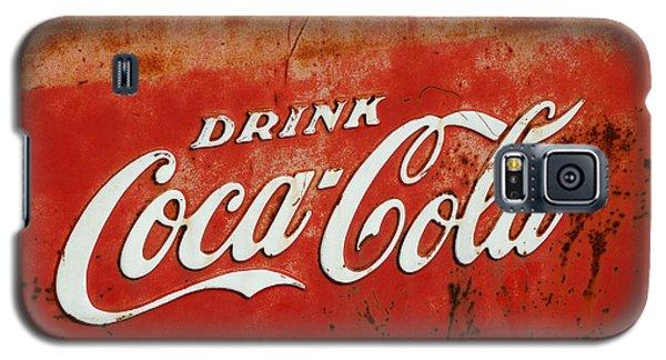 Drink Coca Cola  Galaxy S5 Case by LeeAnn McLaneGoetz McLaneGoetzStudioLLCcom