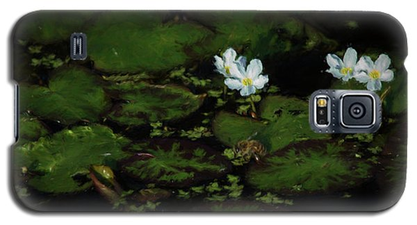 Drinking Bee 3 Galaxy S5 Case by Travis Burgess