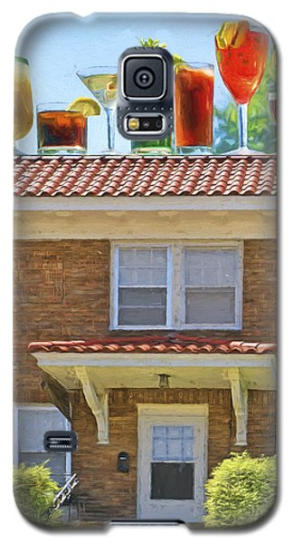 Drinks On The House Galaxy S5 Case