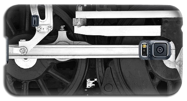 Train Galaxy S5 Case - Drive Train by Mike McGlothlen