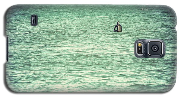 Drop In The Ocean Surfer Vintage Galaxy S5 Case by Terry DeLuco