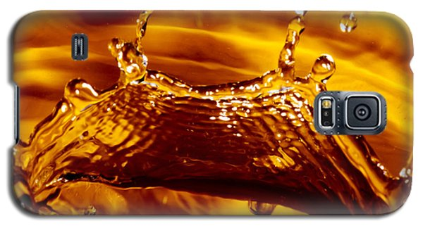 Drop Of Gold Galaxy S5 Case