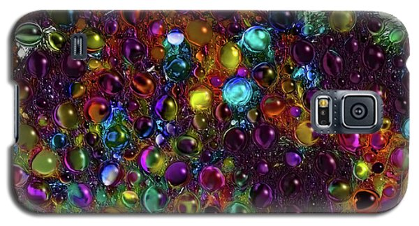 Droplet Abstract Galaxy S5 Case by Stuart Turnbull