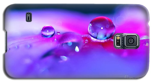 Droplets In Fantasyland Galaxy S5 Case