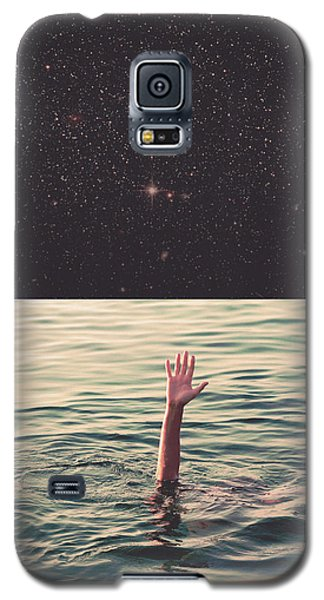 Drowned In Space Galaxy S5 Case by Fran Rodriguez