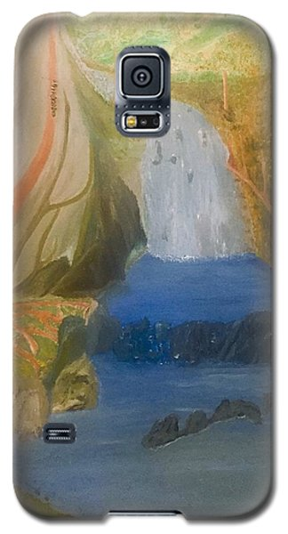 Drowning At 7 Conversations Series Galaxy S5 Case