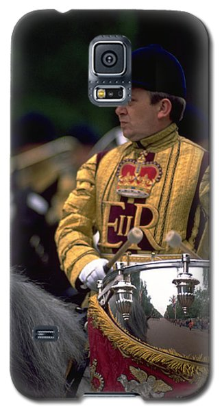 Drum Horse At Trooping The Colour Galaxy S5 Case
