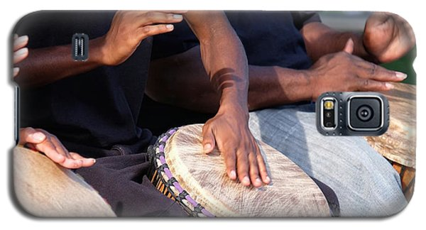 Drum Rhythm Galaxy S5 Case