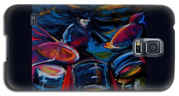 Drummer Craze Galaxy S5 Case