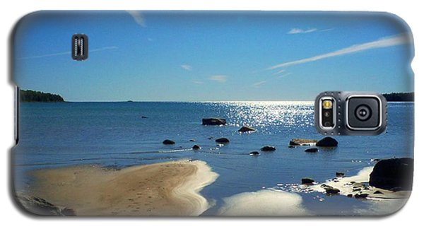 Drummond Shore 1 Galaxy S5 Case by Desiree Paquette