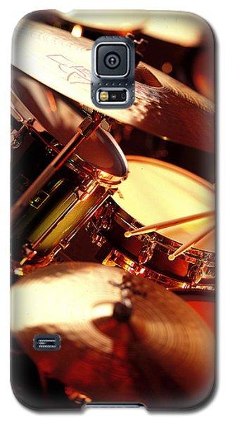 Drum Galaxy S5 Case - Drums by Robert Ponzoni