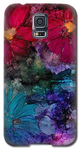 Drunken Flowers Galaxy S5 Case