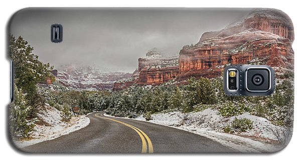 Boynton Canyon Road Galaxy S5 Case