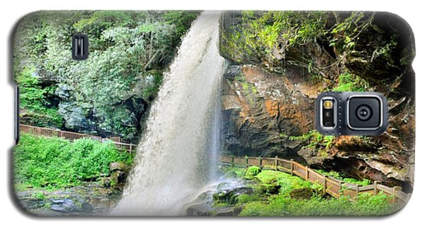 Dry Falls Highlands North Carolina 2 Galaxy S5 Case