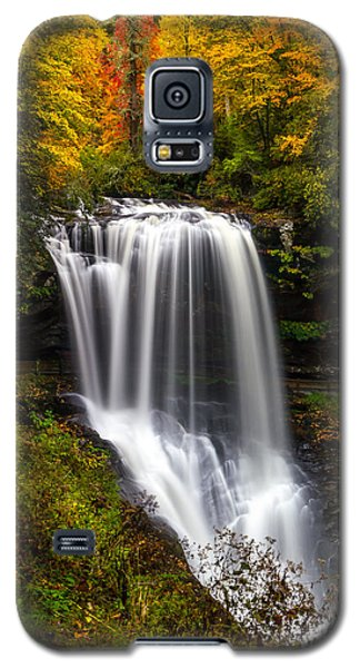Dry Falls In October  Galaxy S5 Case