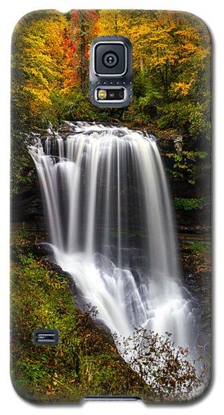 Dry Falls In October  Galaxy S5 Case