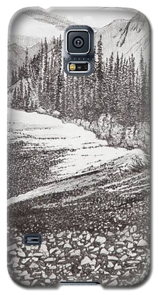 Dry Riverbed Galaxy S5 Case