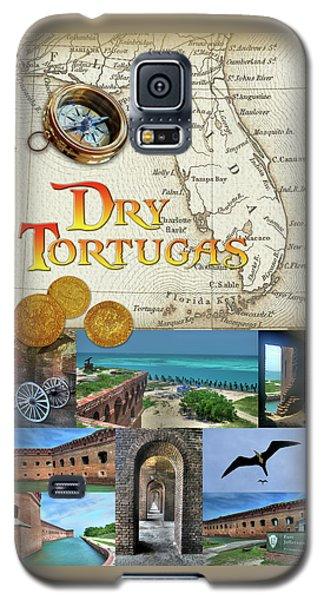 Dry Tortugas Galaxy S5 Case