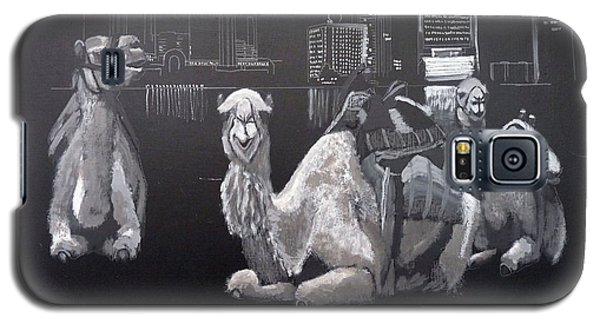 Dubai Camels Galaxy S5 Case