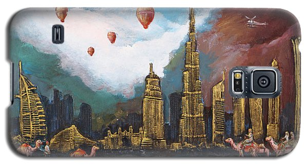 Dubai-city Of Gold Galaxy S5 Case