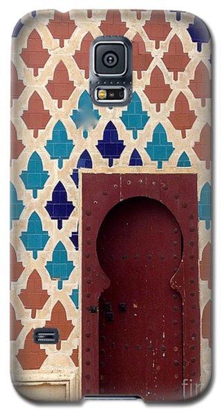 Dubai Doorway Galaxy S5 Case