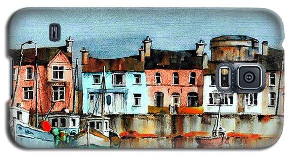 Dublin ... Skerries Harbour Galaxy S5 Case