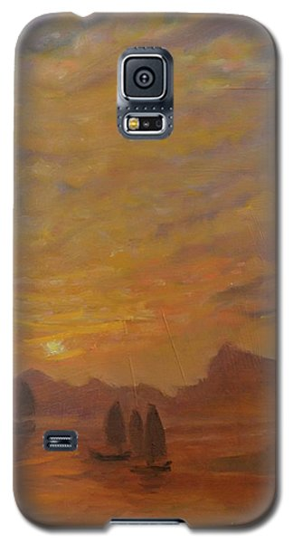 Dubrovnik Galaxy S5 Case by Julie Todd-Cundiff