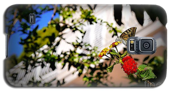 Dubrovniks Butterfly Galaxy S5 Case