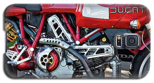 Galaxy S5 Case featuring the photograph Ducati Mh900 Evoluzione by Tim Gainey