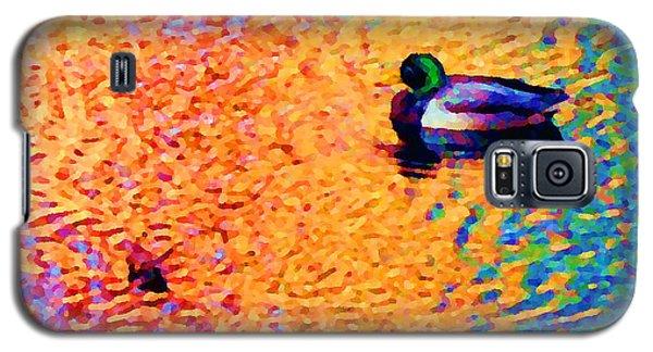 Duck A L'orange Galaxy S5 Case