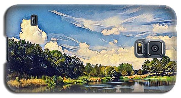 Duck Creek Galaxy S5 Case by Diane Miller
