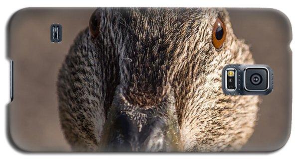 Duck Headshot Galaxy S5 Case