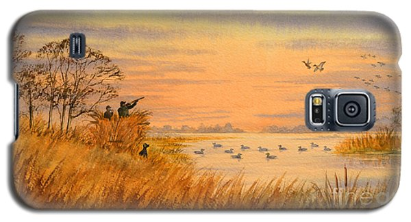 Duck Hunting Calls Galaxy S5 Case