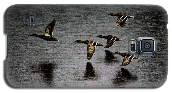Duck Squadron Galaxy S5 Case