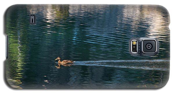Duck Waves Galaxy S5 Case