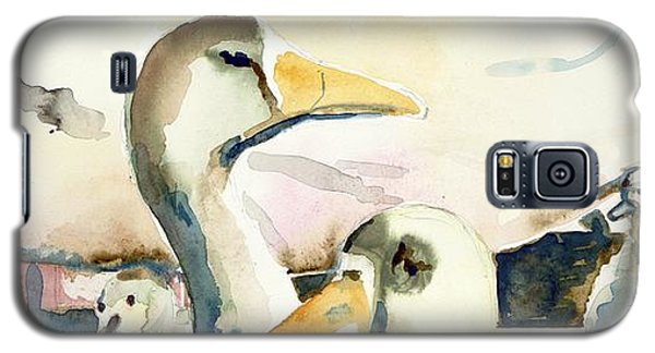 Ducks And Geese Galaxy S5 Case