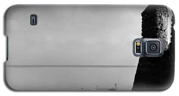 Ducks In Lake Garda, Italy Galaxy S5 Case